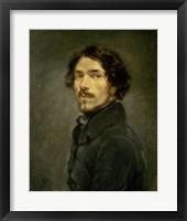 Framed Self-Portrait, c. 1840