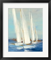 Framed Summer Regatta II
