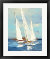 Framed Summer Regatta III