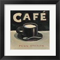Framed Coffee Spot I