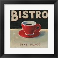 Framed Coffee Spot IV