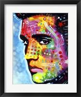 Framed Elvis Presley