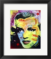 Framed Marilyn Monroe I