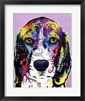 Framed 4 Beagle
