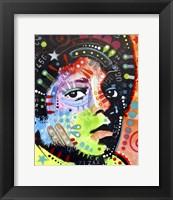 Framed Michael Jackson
