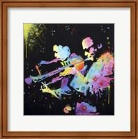 Framed Miles Coltrane