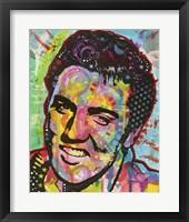 Framed Elvis