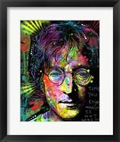 Framed Lennon Front