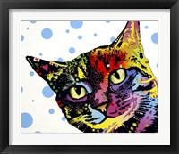 Framed Pop Cat