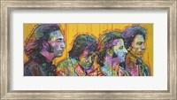 Framed Beatles Pano
