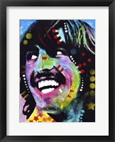 Framed George Harrison