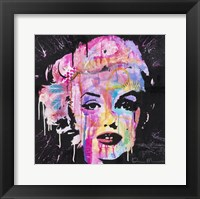 Framed Marilyn Monroe