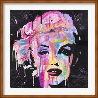 Framed Marilyn Monroe