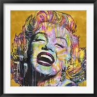 Framed Marilyn