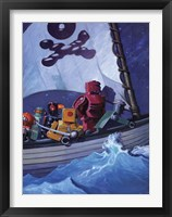 Framed Robo Pirates CMYK