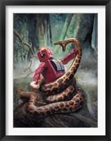 Framed Snakefight