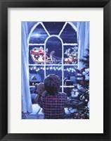 Framed Boy At Window