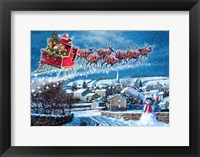 Framed Jingle Bells
