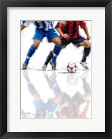 Framed Football 1