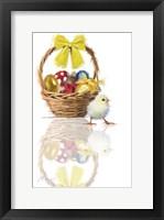 Framed Easter Chick