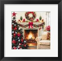 Framed Christmas Room 1
