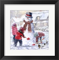 Framed Frosty