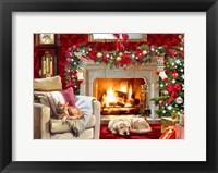Framed Christmas Room 2