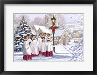 Framed Christmas Choir 2