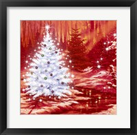 Framed Little Christmas Tree 2