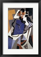 Framed Woman, 1915-17