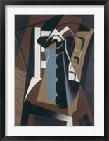 Framed Still Life on a Chair, 1917