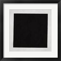 Framed Black Square, c. 1923