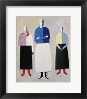 "Framed Composition with """"La Gioconda"""", c. 1914"