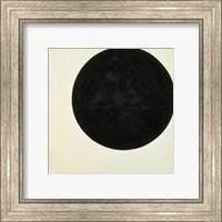 Framed Black Circle, c. 1923