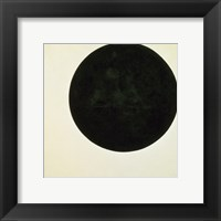 Framed Black Circle, c. 1923