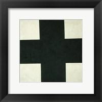 Framed Black Cross, c. 1923