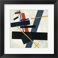 Framed Suprematism, 1915