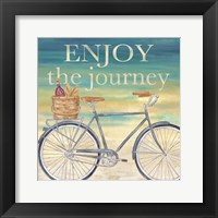 Beautiful Ride II Framed Print