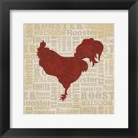 Farm Animals II Framed Print