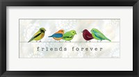 Framed Birds of a Feather I