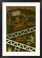 Framed Defeat The Beast