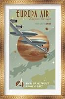 Framed Europa Air