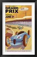 Framed Solarmobile Grand Prix