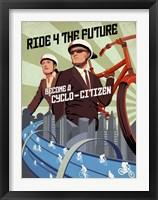 Framed Cyclo Citizen
