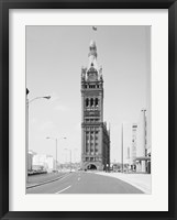 Framed City Hall, 200 East Wells Street, Milwaukee, Milwaukee County, WI