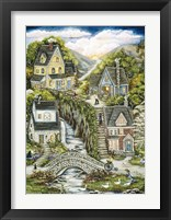 Framed South Mountain Village