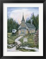 Framed Wildwood  Church