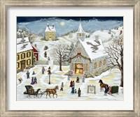Framed Children's Christmas Program