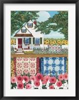 Framed Quilt Garden
