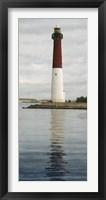 Framed Barnegat Lighthouse